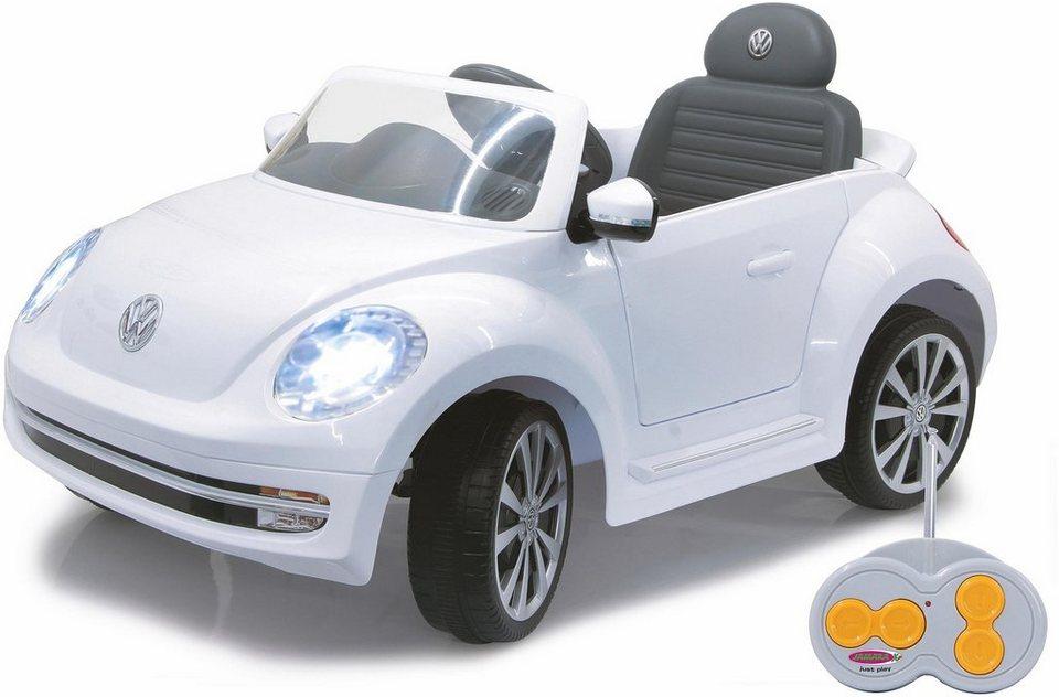 jamara elektrofahrzeug f r kinder jamara kids ride on vw. Black Bedroom Furniture Sets. Home Design Ideas