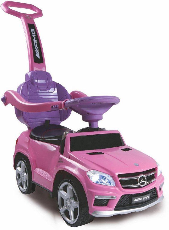 JAMARA Rutscherauto, »JAMARA KIDS Mercedes GL63 2in1 pink«