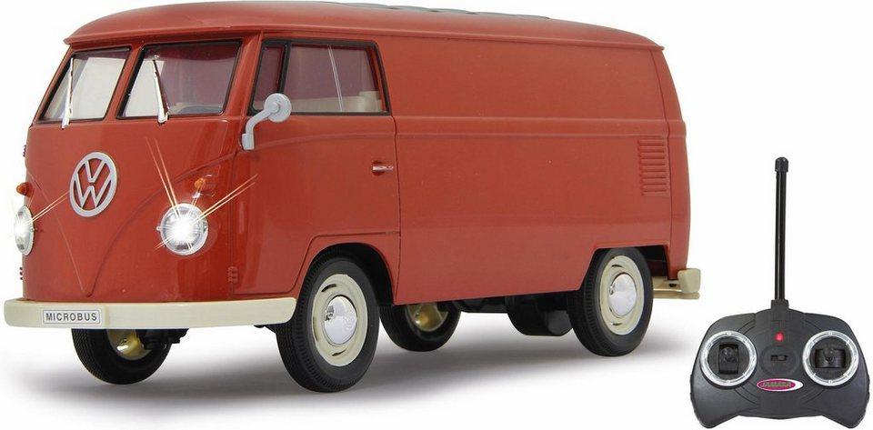 jamara rc auto vw t1 transporter 1 16 27 mhz otto. Black Bedroom Furniture Sets. Home Design Ideas