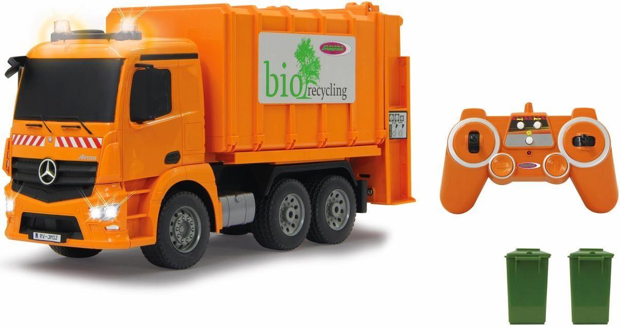 JAMARA RC LKW, »Müllwagen Mercedes Antos, 1:20, 2,4 GHz«