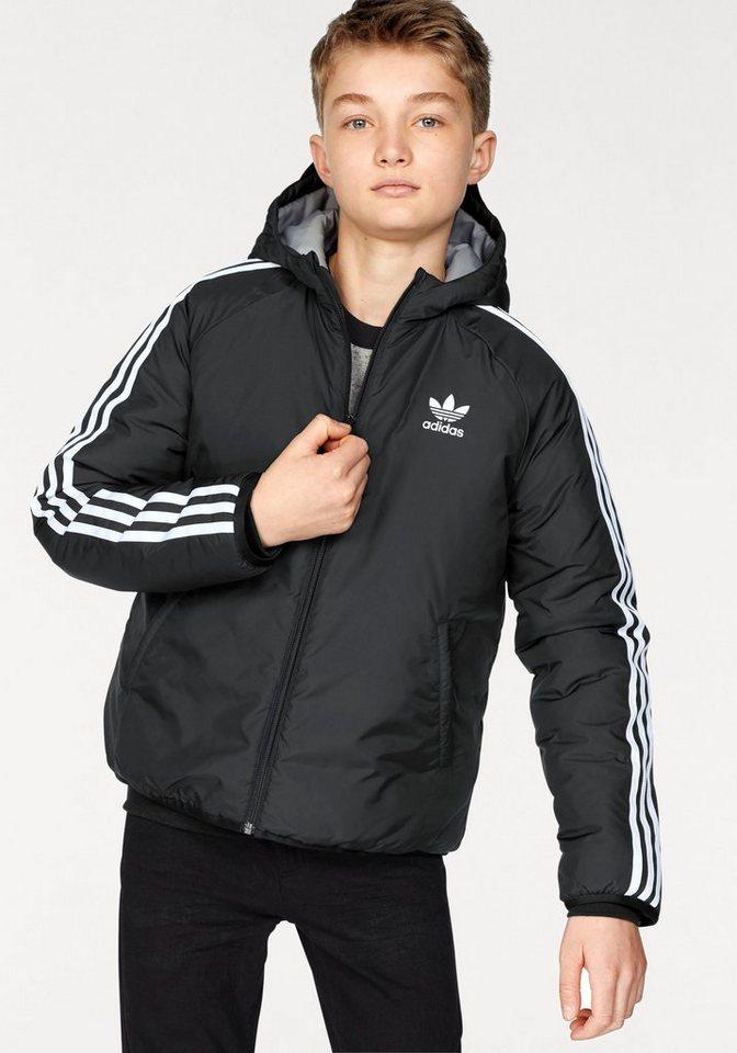 adidas originals winterjacke j entry prize jacket warm. Black Bedroom Furniture Sets. Home Design Ideas