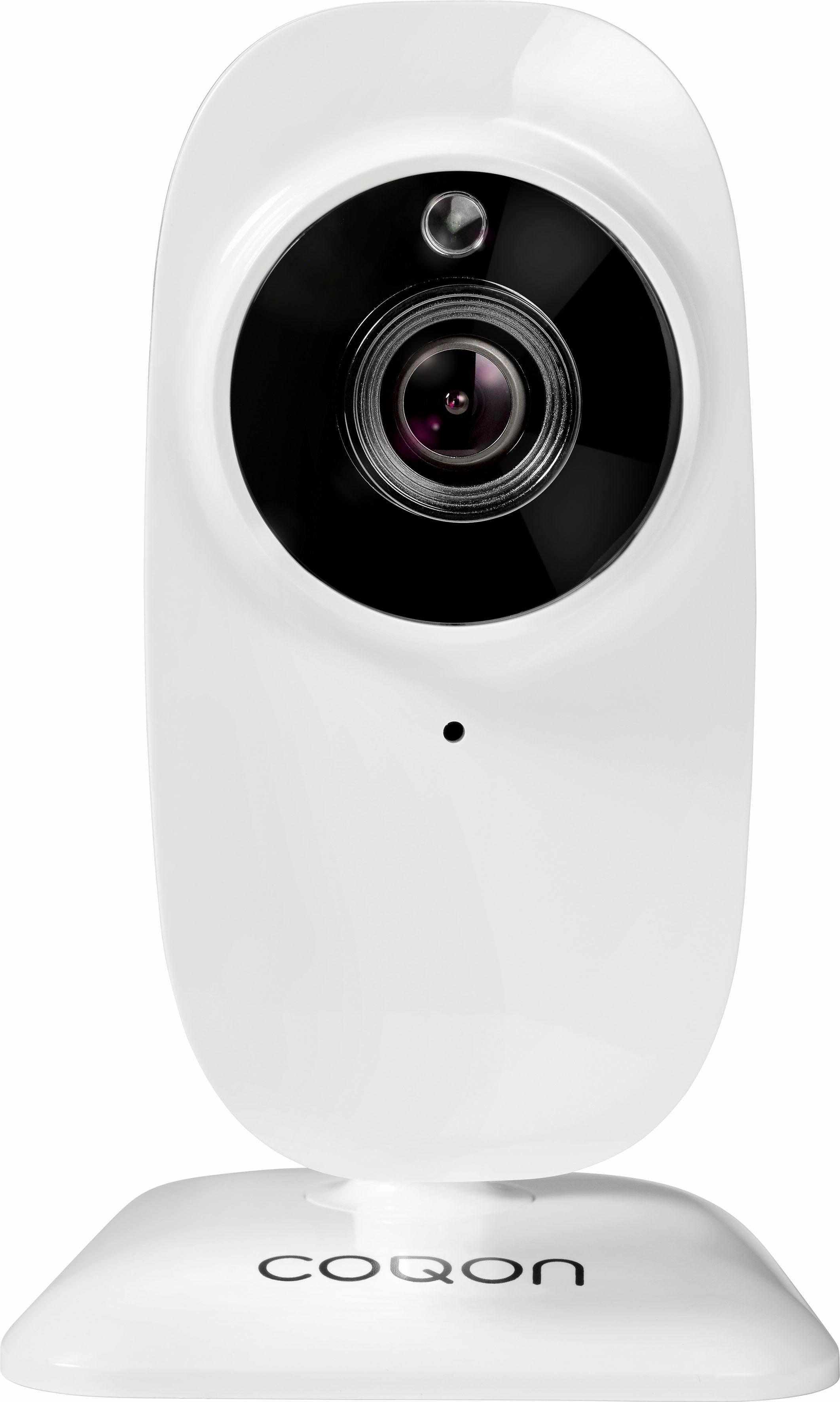 COQON Smart Home Innenkamera 720p WLAN (AVIW720F)