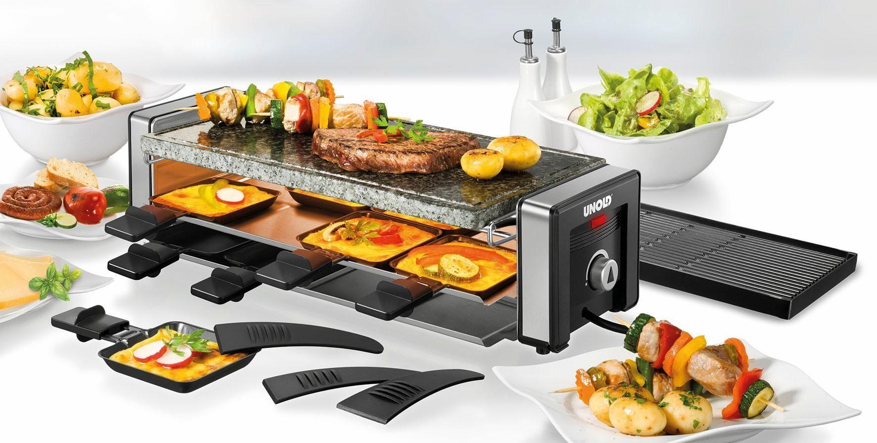 Unold Raclette Délice 48765, 1100 W