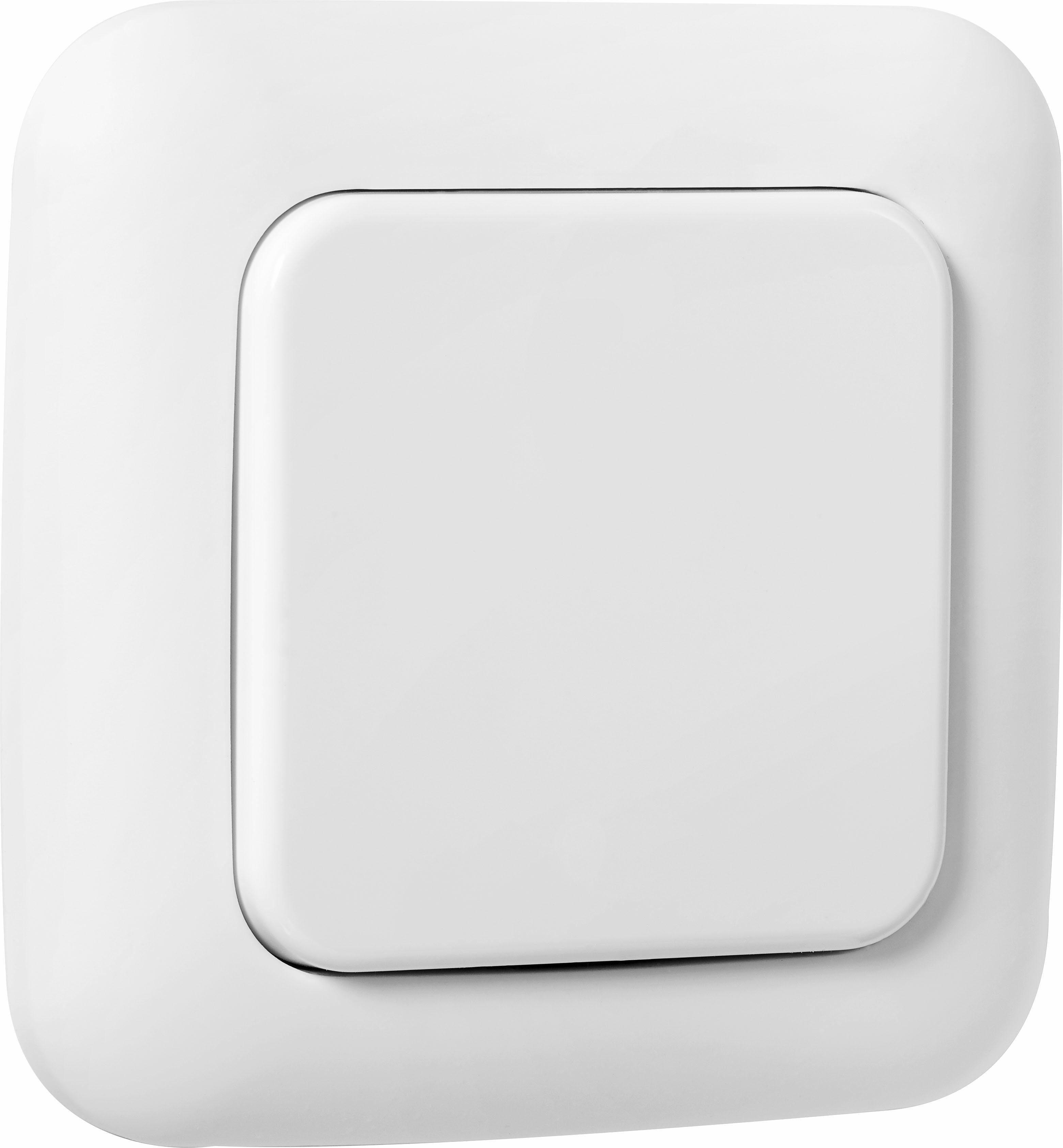 COQON Smart Home Wandtaster 1-fach Q-Wave Format B5 (TSFB5QEA1)