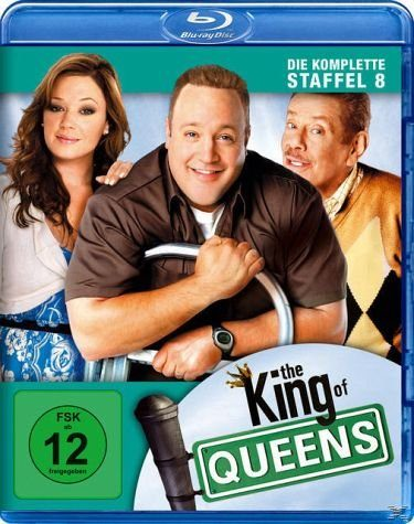 Blu-ray »King of Queens - Die komplette Staffel 8 (2...«