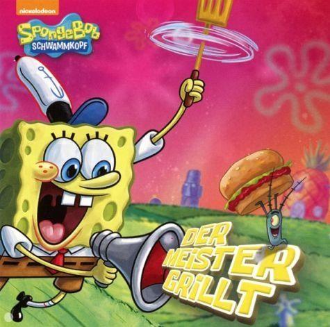 Audio CD »Spongebob Schwammkopf: Spongebob - Der Meister...«