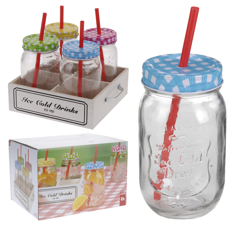 HTI-Living Trinkglas-Set