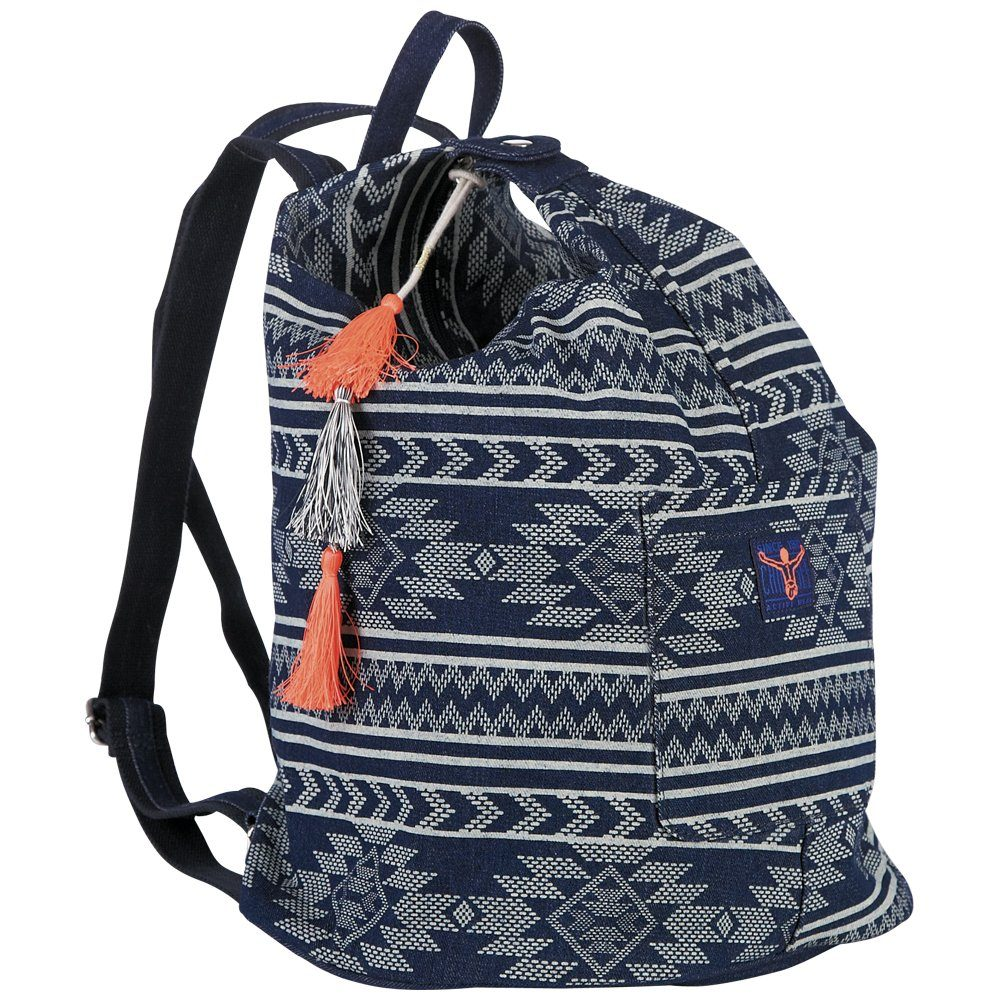 Chiemsee Rucksack »DENIM BACKPACK«
