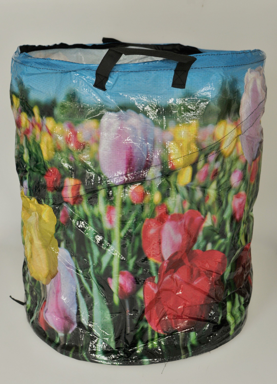 HTI-Line Garten Abfallsack Pop up