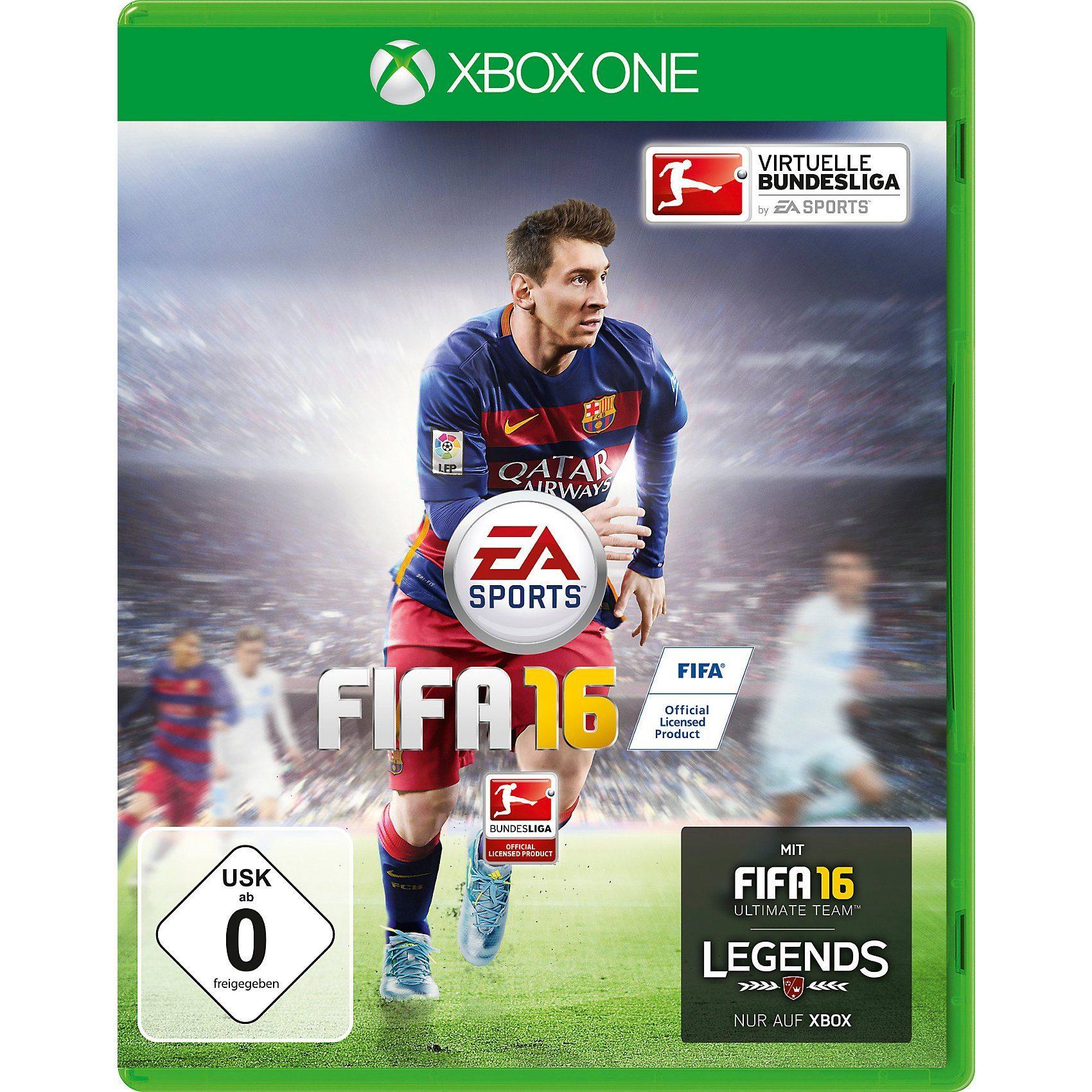 Electronic Arts XBONE Fifa 16