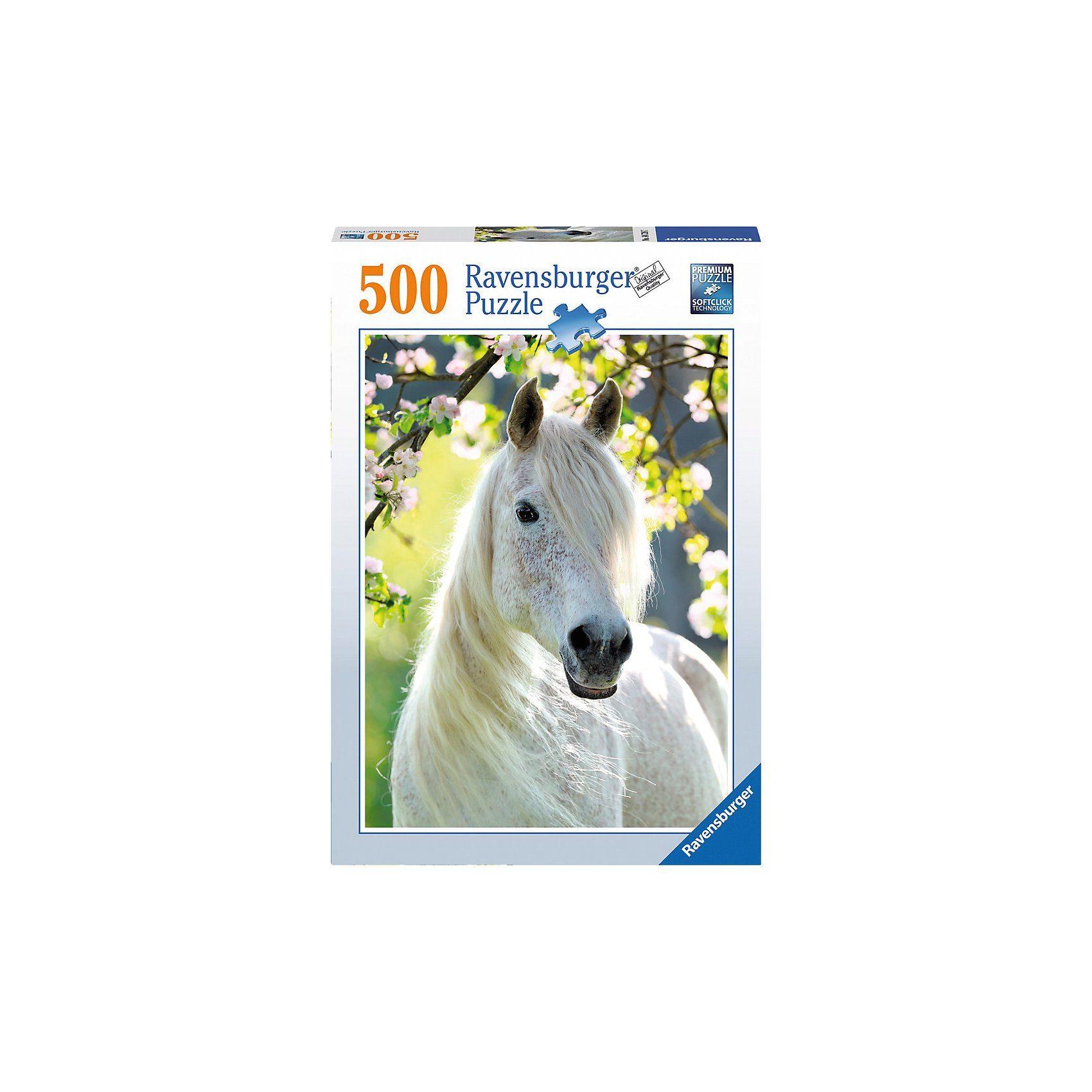 Ravensburger Puzzle 500 Teile Zarte Stute