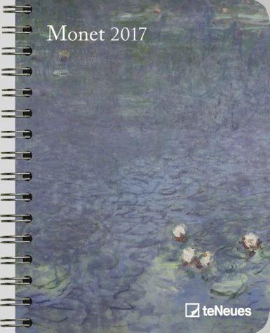 Kalender »Monet 2017«