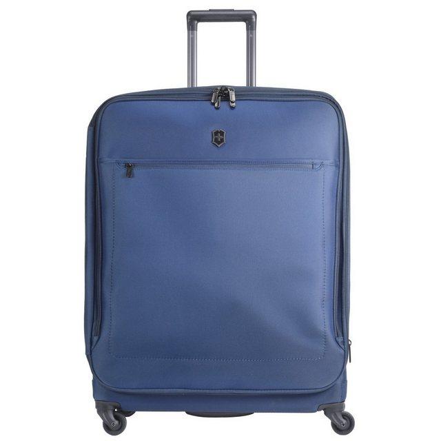 Victorinox Avolve 3.0 4-Rollen Trolley 73 cm | Taschen > Koffer & Trolleys > Trolleys | Blau | Victorinox