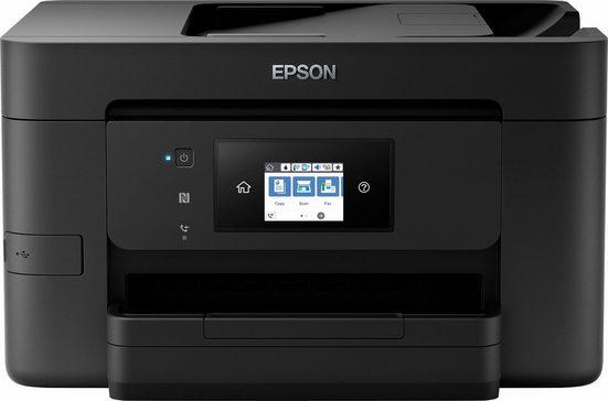 Epson WorkForce Pro WF-3720DWF Multifunktionsdrucker, (WLAN (Wi-Fi), NFC)