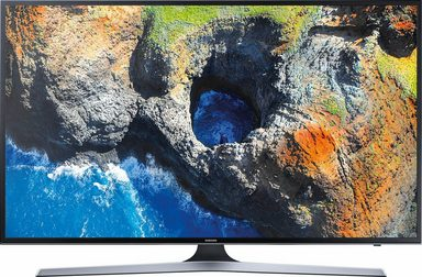 Samsung UE65MU6179UXZG LED-Fernseher (163 cm/65 Zoll, 4K Ultra HD, Smart-TV, 36 Monate Garantie)