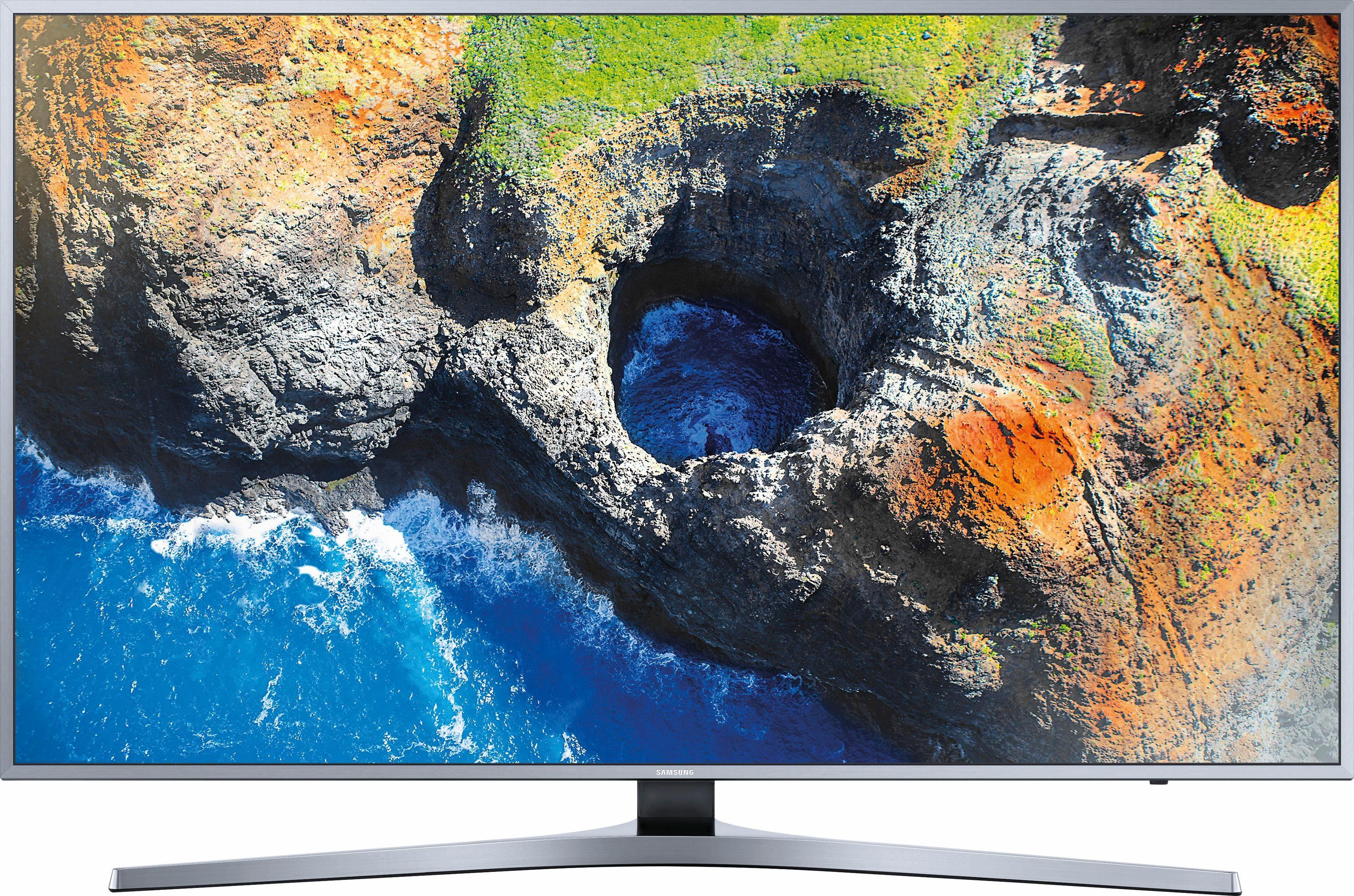 Samsung UE55MU6409UXZG LED-Fernseher (138 cm/55 Zoll, 4K Ultra HD, Smart-TV, 360° Video Player)