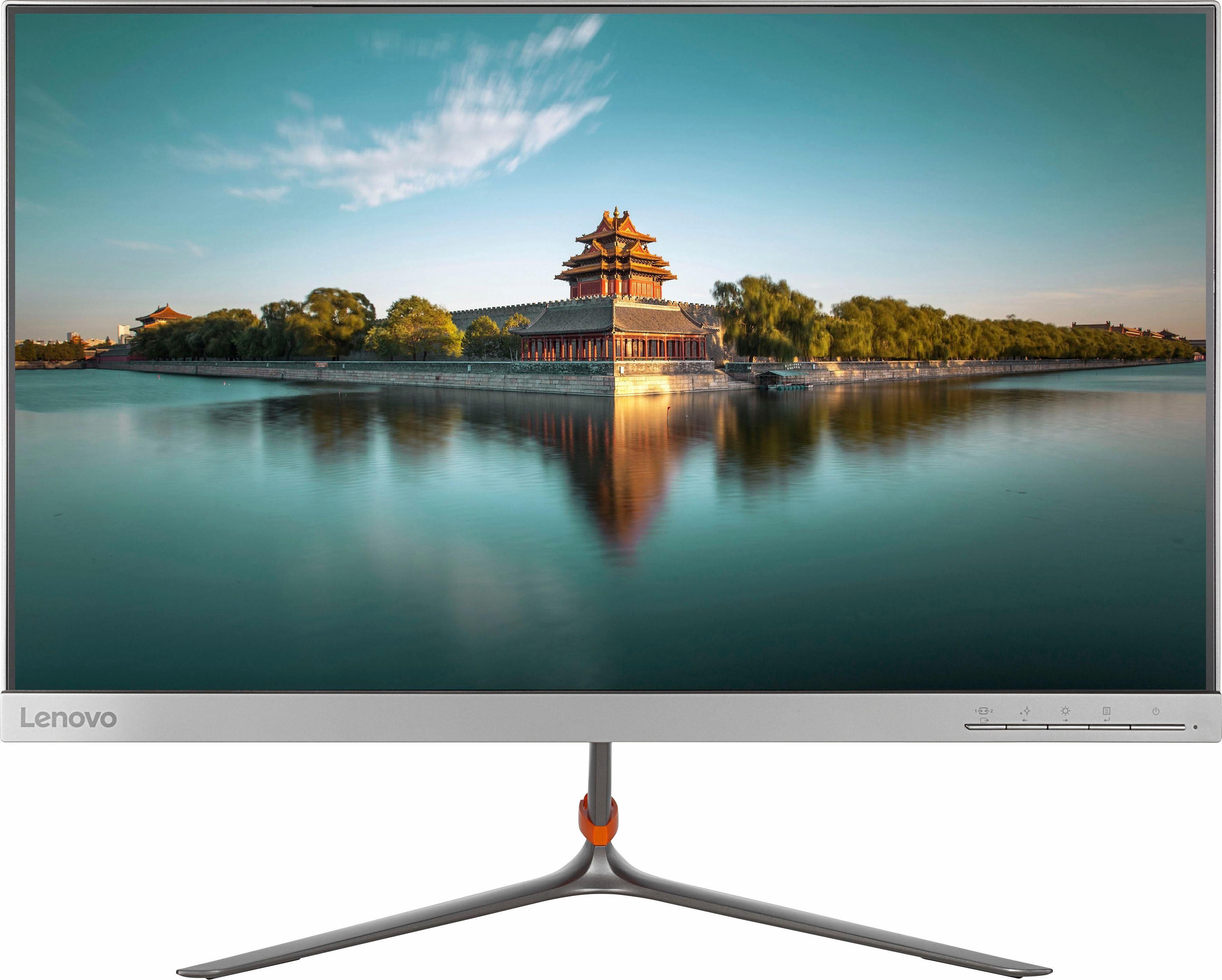 Lenovo L24q-10 TFT-Monitor, 60,45 cm (23,8 Zoll), 2560 x 1440, 16:9