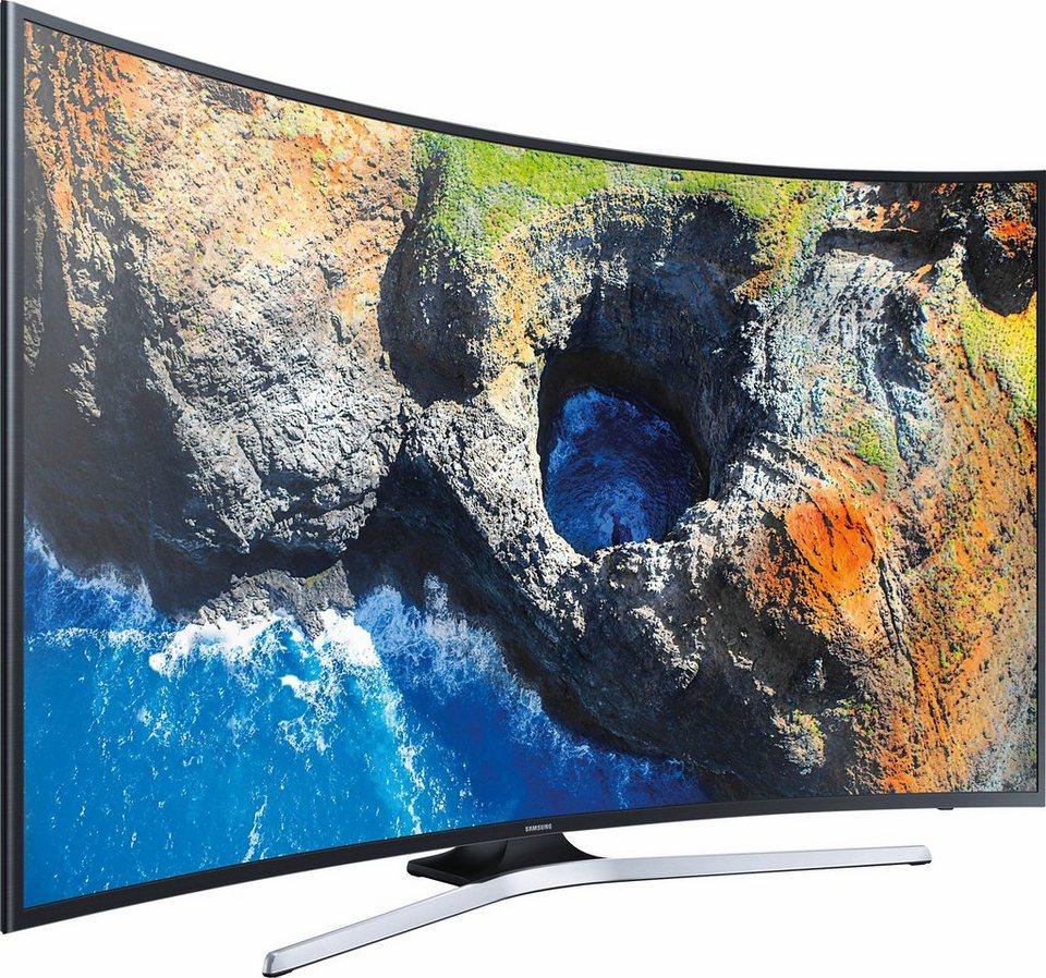 samsung ue49mu6279 curved led fernseher 123 cm 49 zoll uhd 4k smart tv online kaufen otto. Black Bedroom Furniture Sets. Home Design Ideas