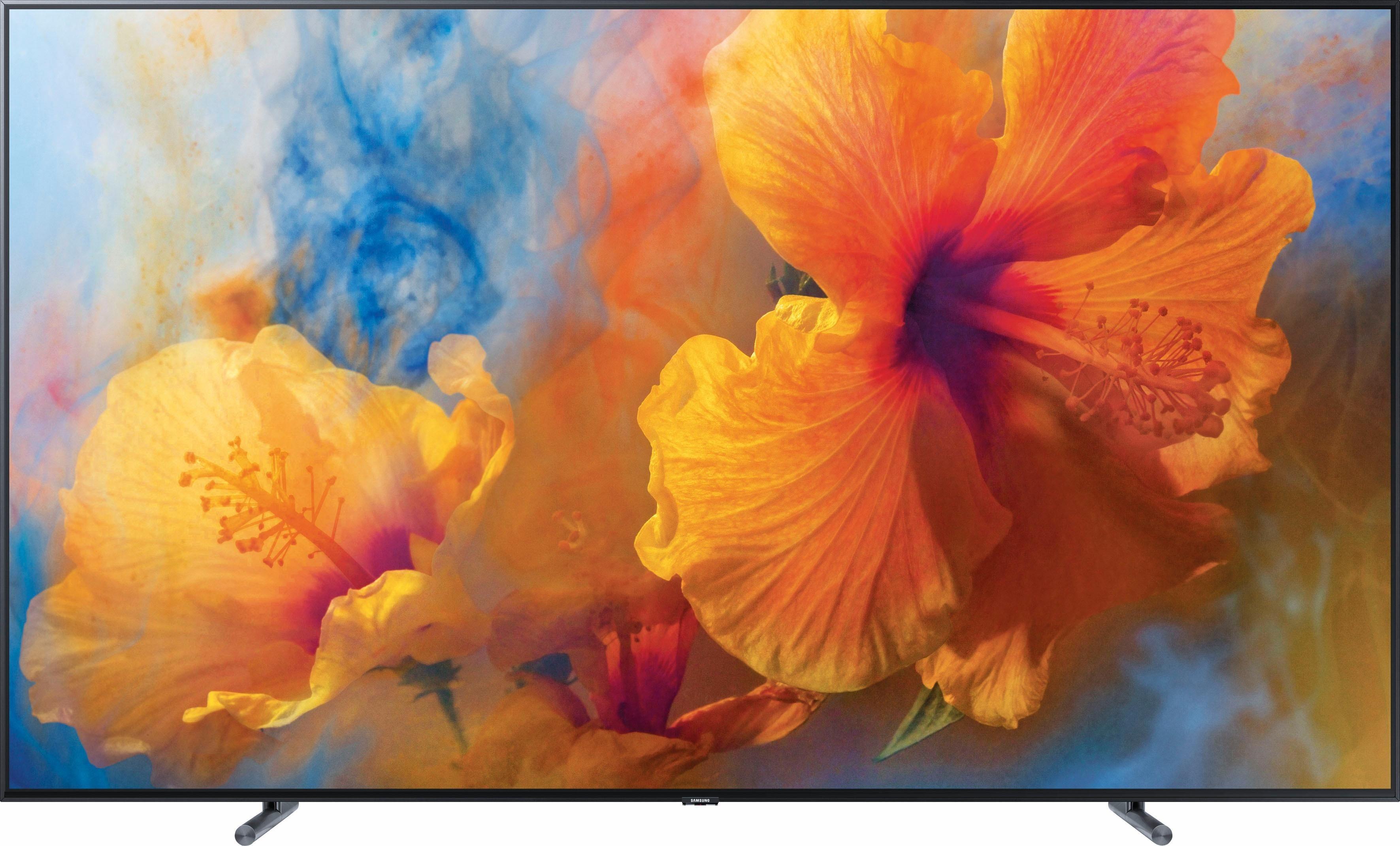 QE65Q9FGMTXZG QLED-Fernseher (163 cm/65 Zoll, 4K Ultra HD, Smart-TV)