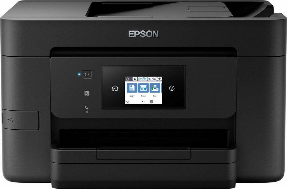 Epson WorkForce Pro WF-4720DWF Multifunktionsdrucker