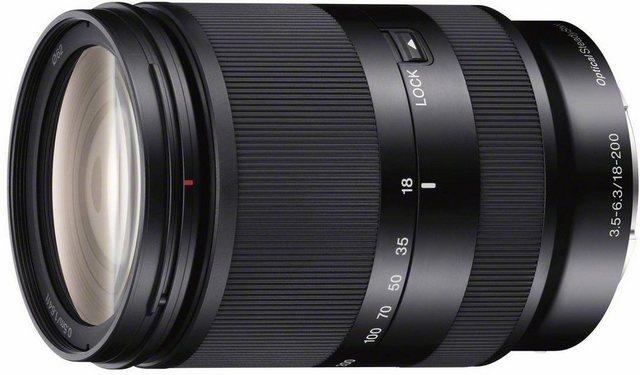Objektive - Sony »SEL18200LE« Zoomobjektiv  - Onlineshop OTTO