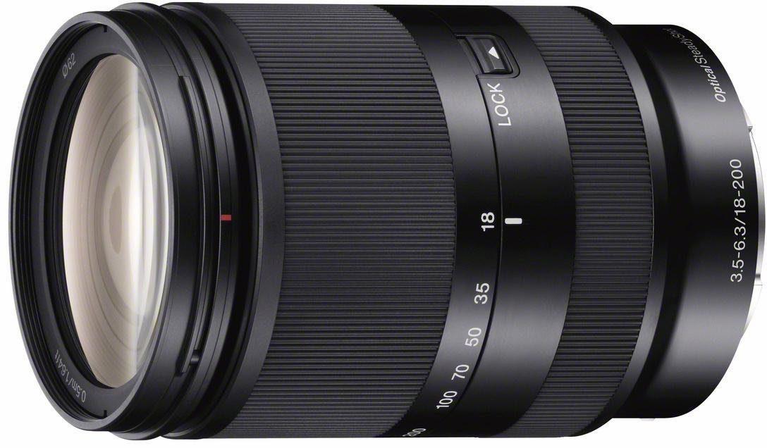Sony SEL18200LE E-Mount-Objektiv F3,5-6,3 /18mm