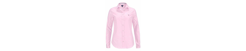 Gant Hemdbluse Manchester Großer Verkauf Zum Verkauf Preiswerte Reale Finish Auslass 100% Authentisch GK6LlsDFM6