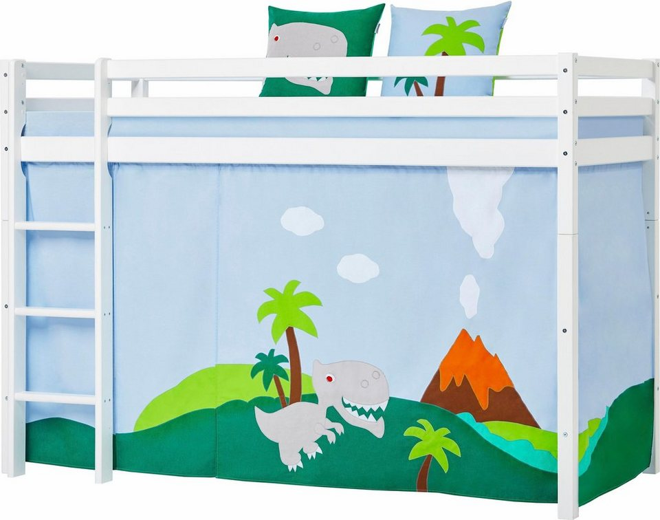 hoppekids hochbett dinosaurier online kaufen otto. Black Bedroom Furniture Sets. Home Design Ideas