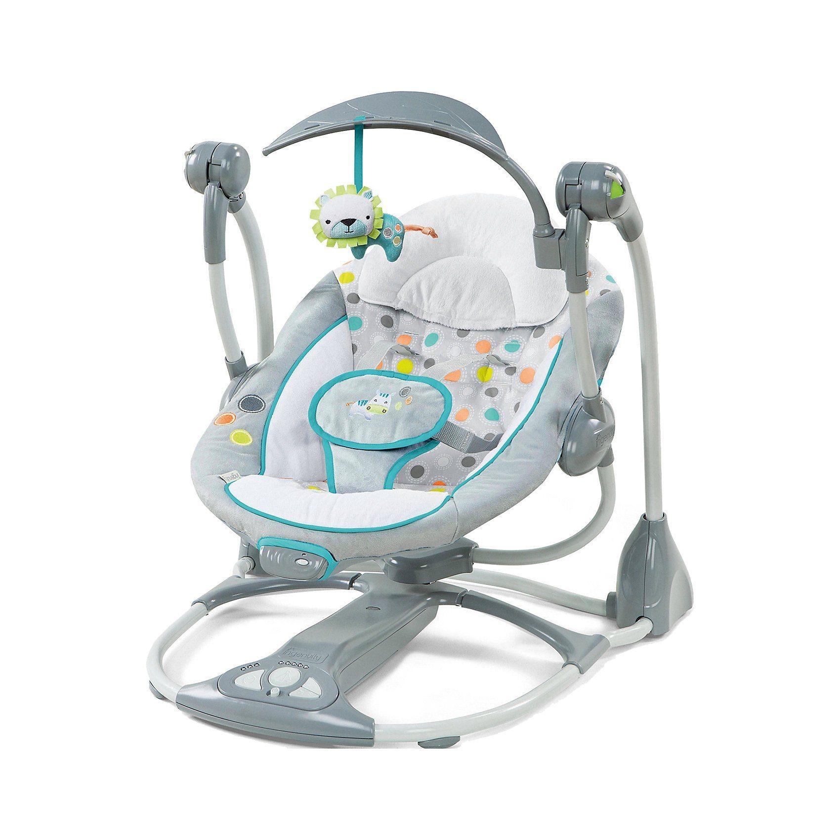 INGENUITY Babyschaukel ConvertMe Swing-2-Seat, Ridgedale