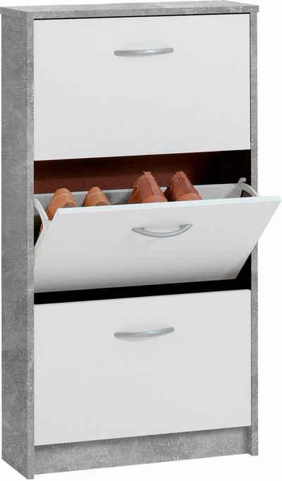 Schuhschrank in grau online kaufen | OTTO