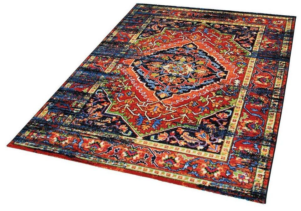 Teppich Vintage 1614 Impression Rechteckig Hohe 13 Mm