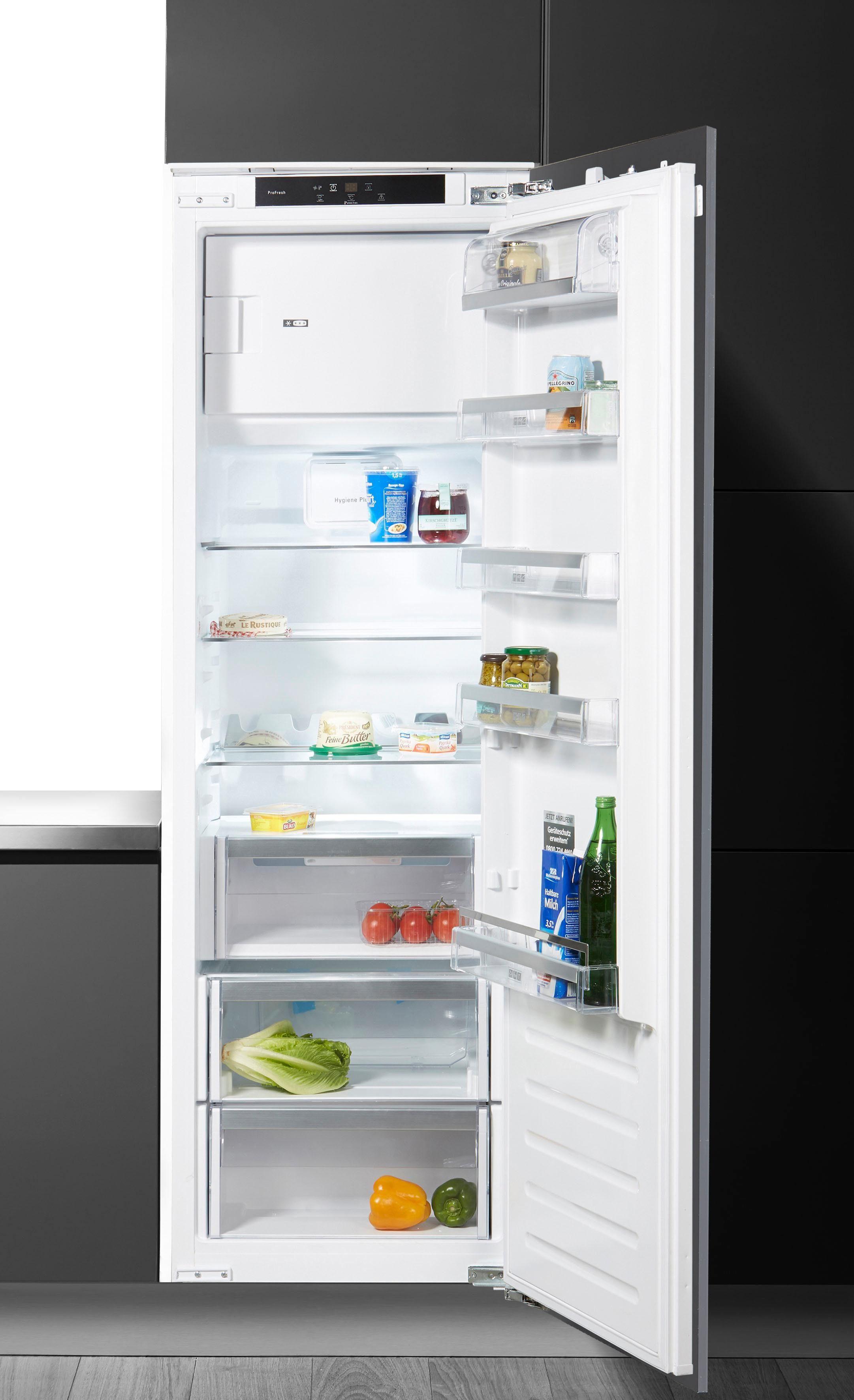 BAUKNECHT Einbaukühlgefrierkombination KVIE 4185 A+++, 177,1 cm hoch, 54,5 cm breit, Energieeffizienzklasse: A+++, 177,1 cm hoch