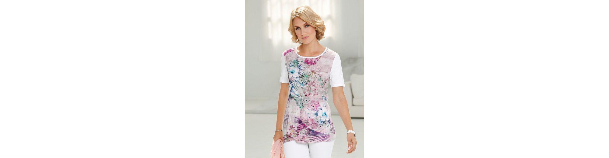 Spielraum Lohn Mit Paypal Paola Shirt mit exklusivem Druck Neue Stile Kaufen Online-Verkauf JmUNk