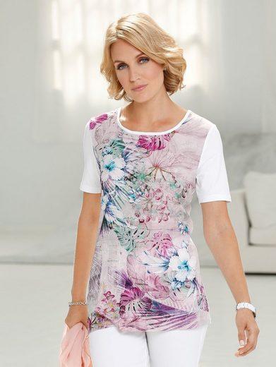 Paola Shirt mit exklusivem Druck