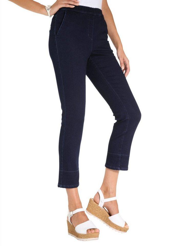 paola 7 8 jeans in bequemer schlupfform kaufen otto. Black Bedroom Furniture Sets. Home Design Ideas