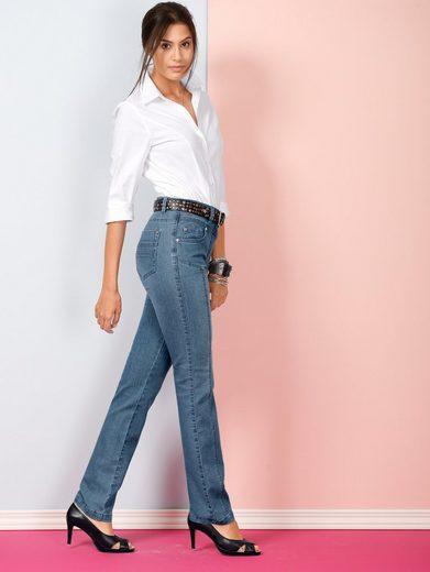 Laura Kent Jeans mit Ziernieten