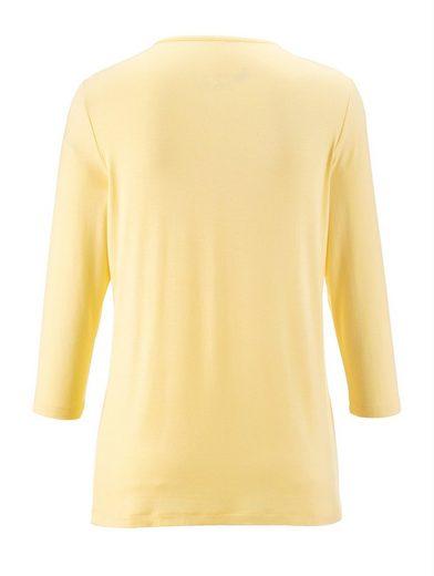 Paola 2 in 1 Shirt mit Druckeinsatz