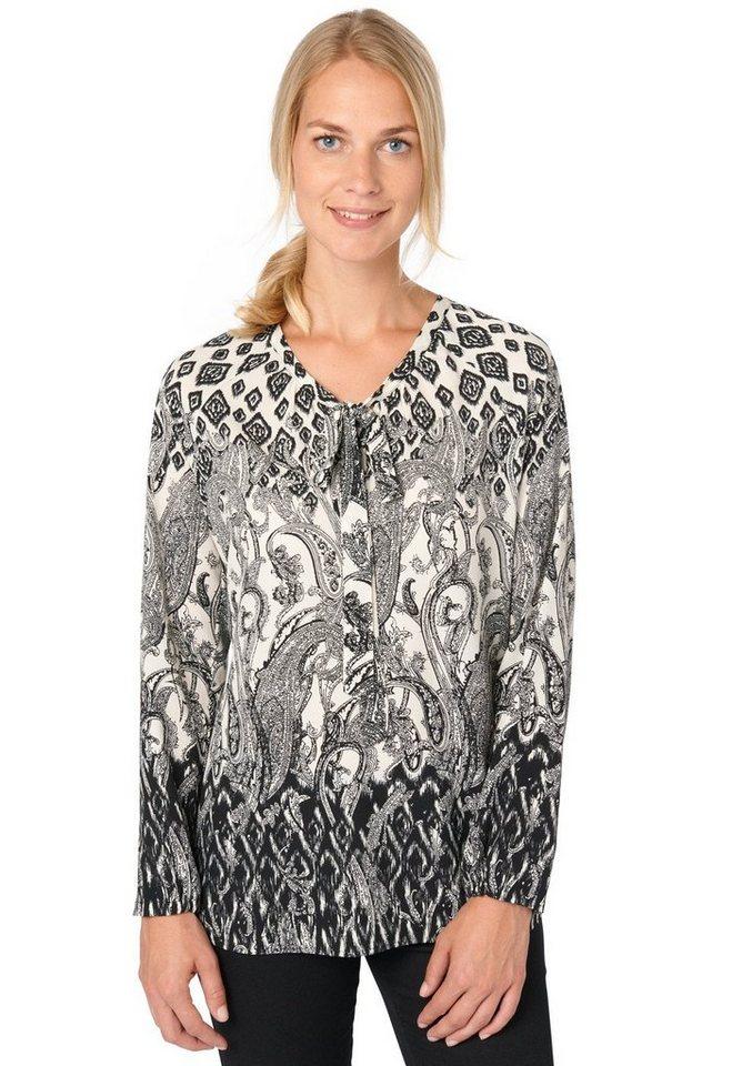 bonita bluse mit schluppe online kaufen otto. Black Bedroom Furniture Sets. Home Design Ideas