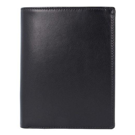 Esquire Premium Geldbörse Leder 10 cm