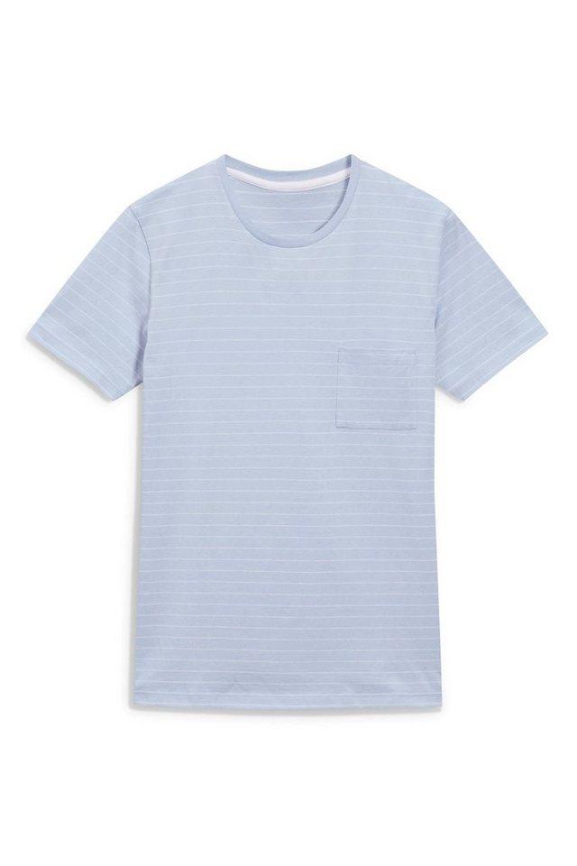 next t shirt mit streifen online kaufen otto. Black Bedroom Furniture Sets. Home Design Ideas