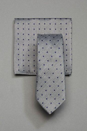 next krawatte und einstecktuch mit punktmuster 2 teilig online kaufen otto. Black Bedroom Furniture Sets. Home Design Ideas