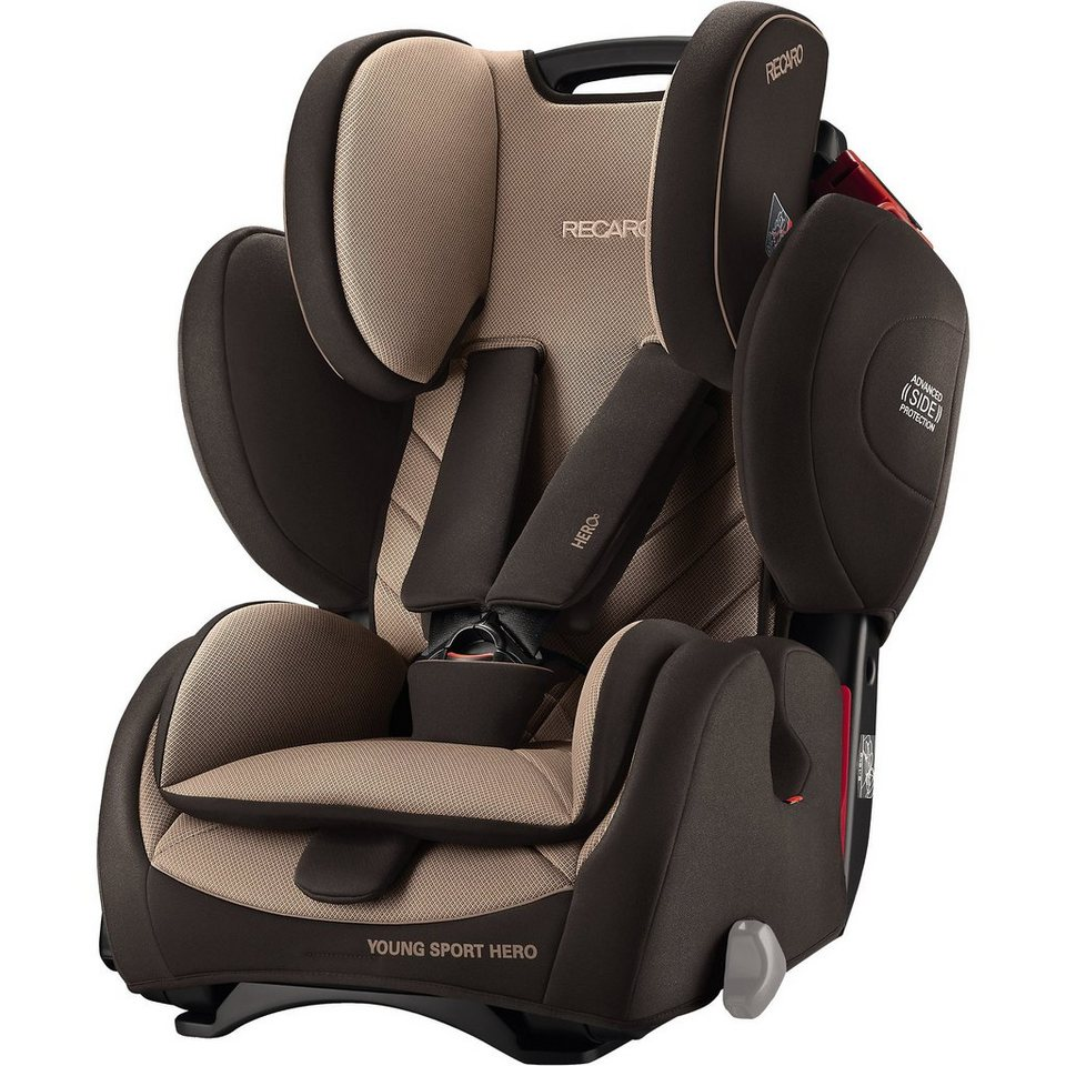 recaro auto kindersitz young sport hero darkar sand online kaufen otto. Black Bedroom Furniture Sets. Home Design Ideas