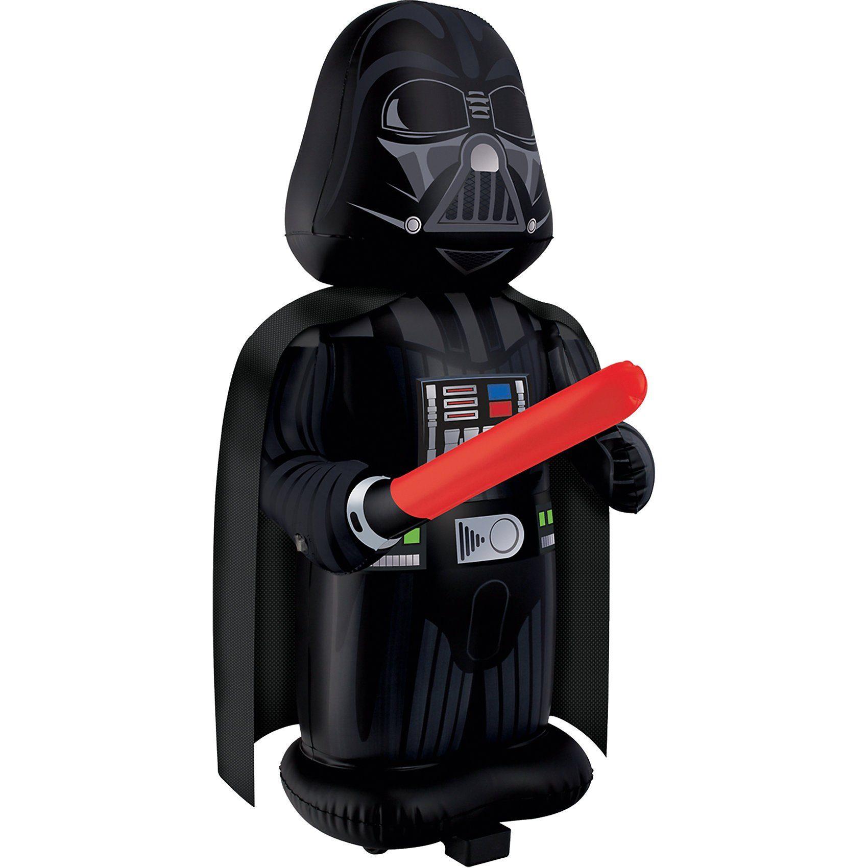 Jazwares Star Wars - Jumbo RC aufblasbarer Darth Vader mit Sound 70 c