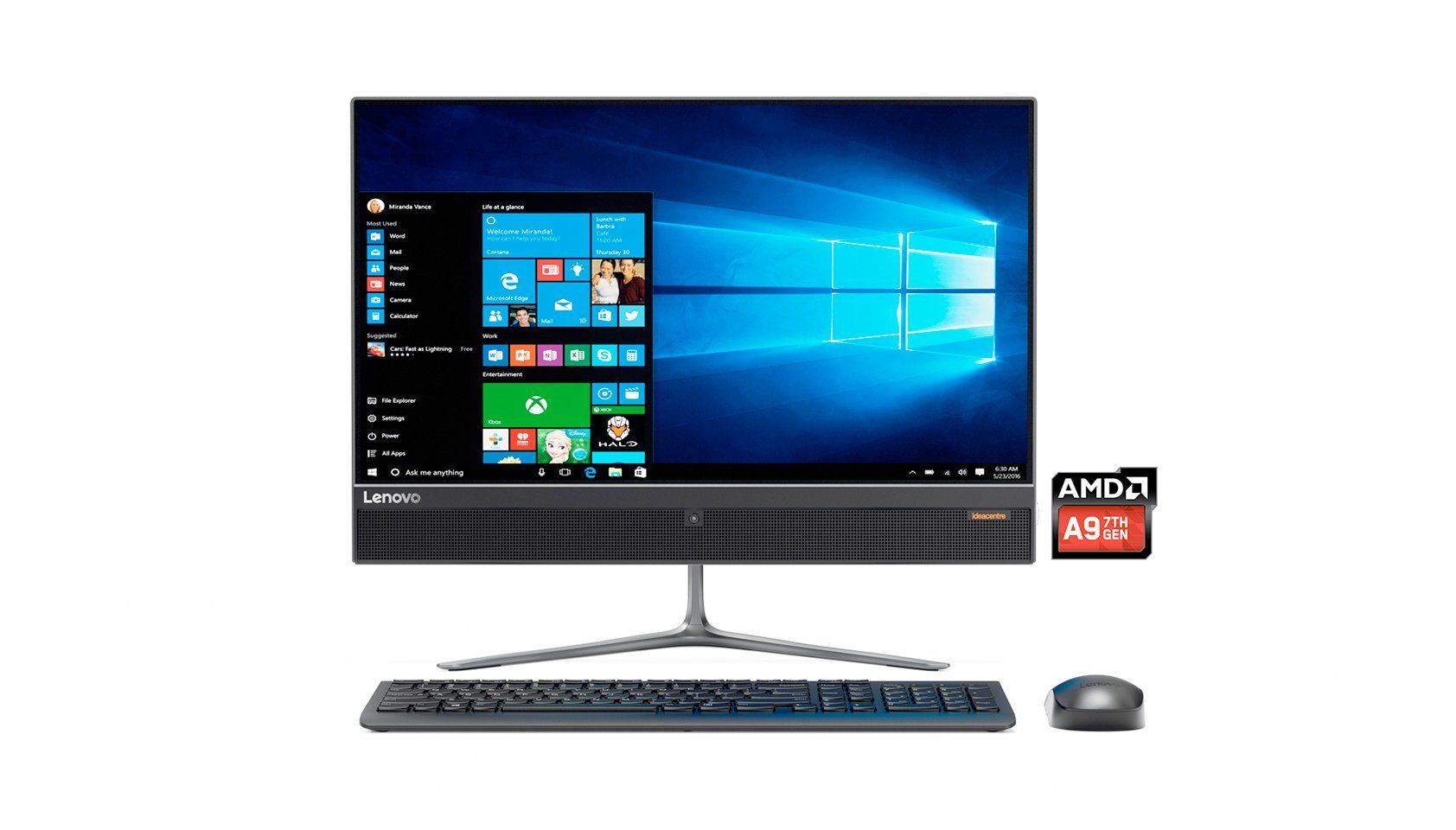 Lenovo Personal Computer »IdeaCentre AIO 510-23ASR A9-9410 8GB«