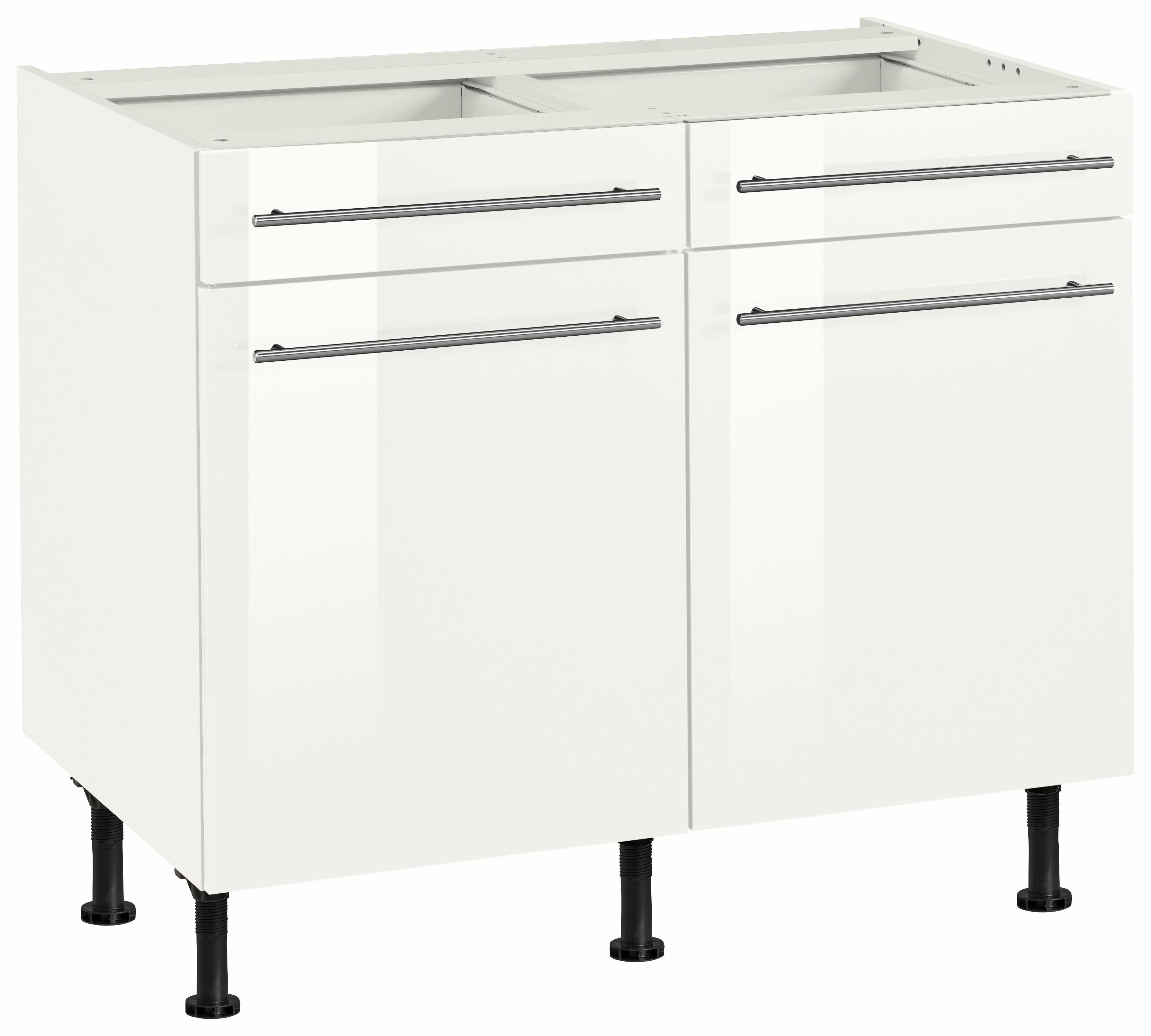 glanz-edelstahl Küchen-Unterschränke online kaufen | Möbel ...