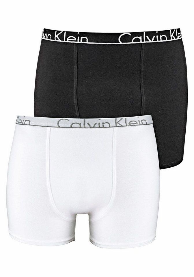 calvin klein boxer 2 st ck f r jungs mit ck bund otto. Black Bedroom Furniture Sets. Home Design Ideas