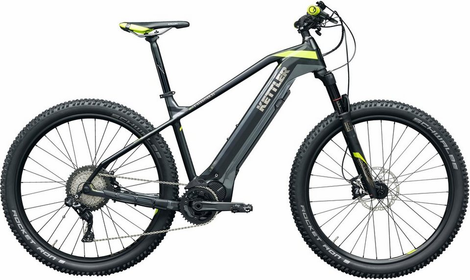 kettler he hardtail mtb e bike mittelmotor 36v 250w 27 5. Black Bedroom Furniture Sets. Home Design Ideas