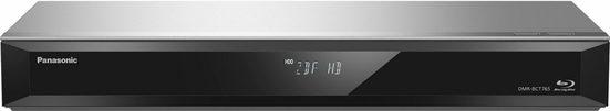 Panasonic »DMR-BCT760/765EG« Blu-ray-Rekorder (WLAN, 3D-fähig, 500 GB Festplatte, 3D-fähig)