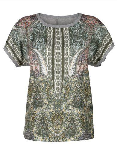 Shirt Laura Modischem Kent Mit Druck aTnAOxqn