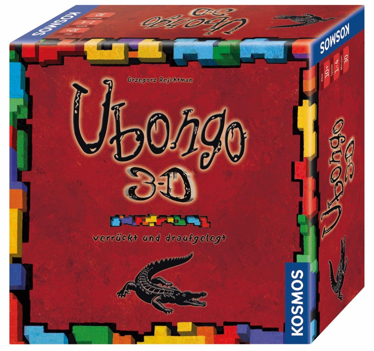 Kosmos Gesellschaftsspiel, »Ubongo 3D«